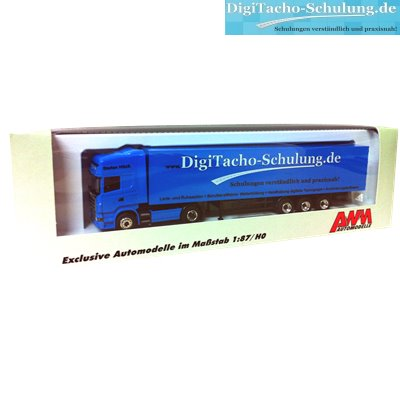 "Exclusive Automodell 1.87 ""DigiTacho-Schulung.de"" (2012)"